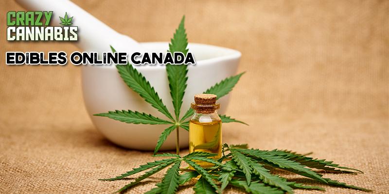 Online edibles Canada